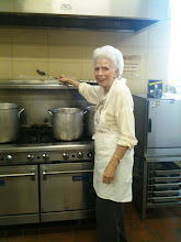 The Soup Kitchen would not be the same without her