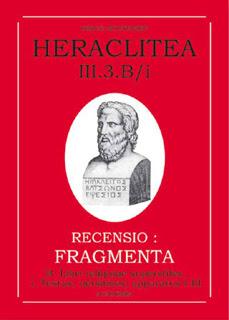 Serge Mouraviev's Heraclitea