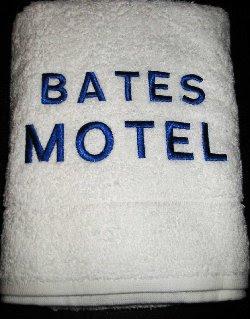 Haunt Style Bates Motel Towels