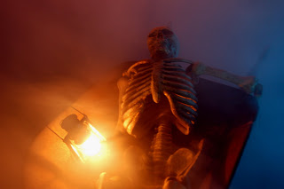 Image #6 from the 2009 yard haunt by Bones of Haunt Style