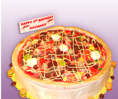 pizza cake hong kong