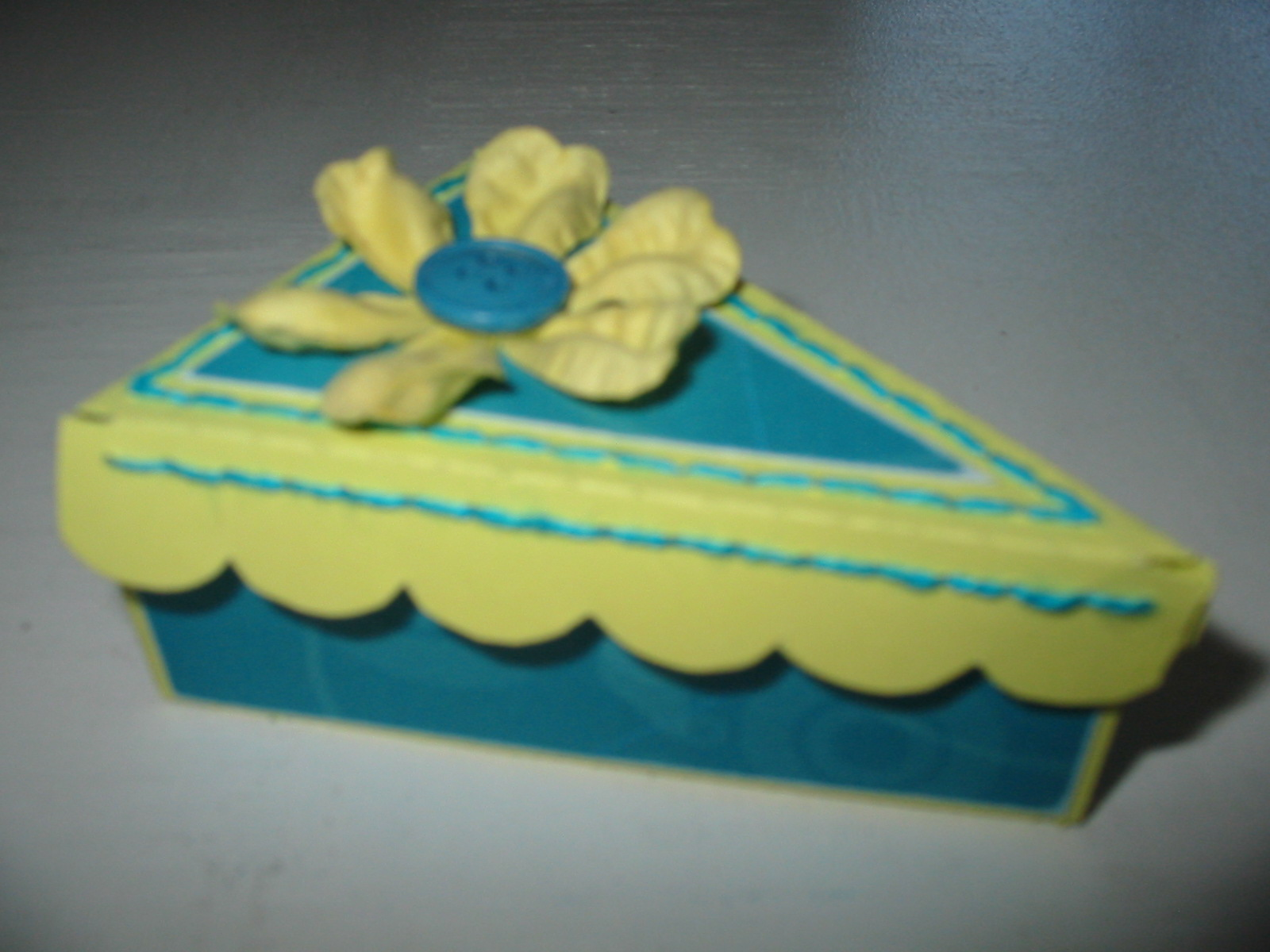 Scrap part de gateau
