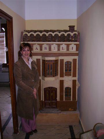 La casa de mi bisabuelo como sigue en el año 2006