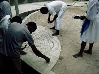 تحضيرات لطقوس الفودو في هاييتي