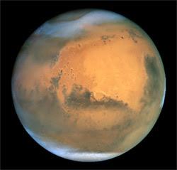 يخفي المريخ الكثير من الألغاز فوق سطحه ، فهل شهد المريخ حضارات سابقة ؟أو شكلاً من الحياة ؟