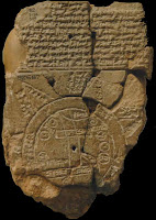 إحدى الرقم الأثرية توضح حسابات فلكية زمن البابليين