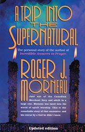 غلاف كتاب رحلة إلى عالم ما وراء الطبيعةلـ روجر مورنو