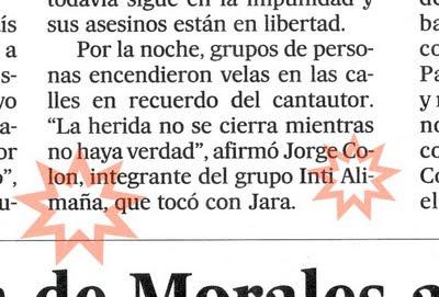 El País. Edición Nacional. 05/12/09