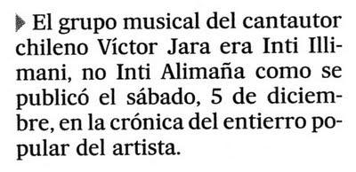 El País. Edición Nacional. 08/12/09