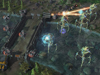 StarCraft II Terran Wings Of Liberty