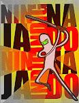 Un ninja indignado por Viktor Sack