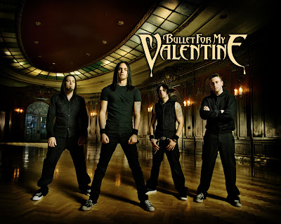 new bullet for my valentine song. Bullet For My Valentine