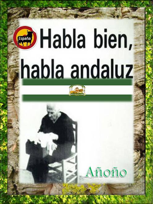 HABLA BIEN, HABLA ANDALUZ