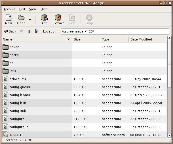Rar archiver linux