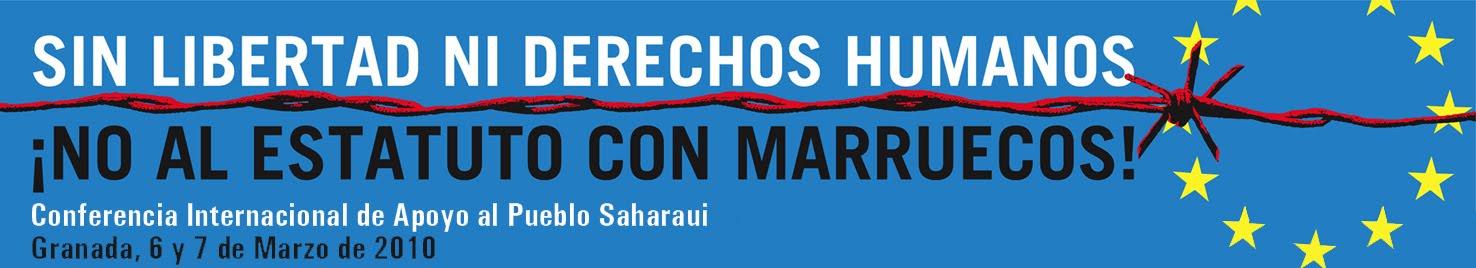 CONFERENCIA GRANADA SAHARA