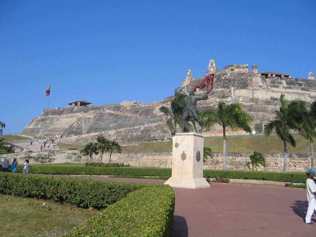 Cartagena Colombia  city images : CARTAGENA MAR DE ESMERALDAS: CARTAGENA