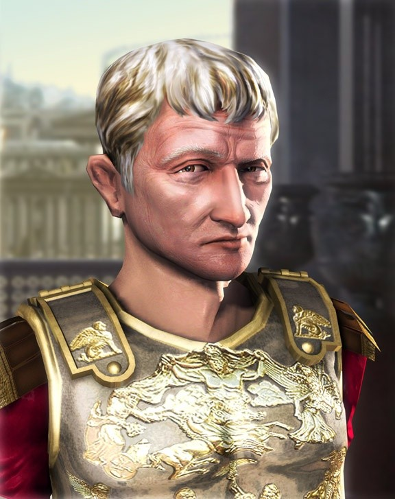a biography of augustus caesar Hail augustus but who was he was formed and the roman enemies of julius caesar and caesar augustus were put nicolaus's authorized biography.