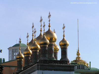 Terem Churches in the Moscow Kremlin, Moscow, Russia
