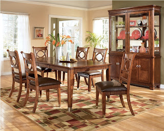Ashley dining room furniture sets