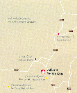 Mo Hin Khao Map at thailand-mountains.blogspot.com