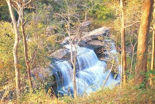 Tad Huang Waterfall