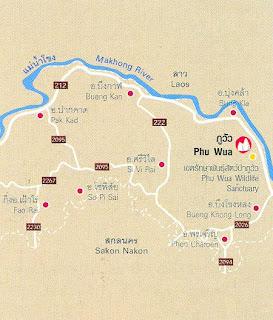 Phu Wua Map at thailand-mountains.blogspot.com