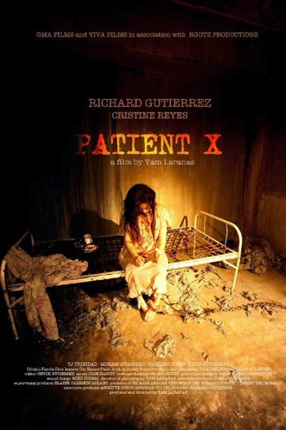 Patient X movie