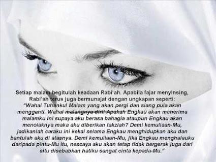 Riwayat Rabi'ah - Serikandi Islam