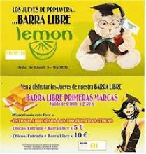 Jueves Barra Libre