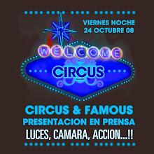 Presentación Prensa Circus