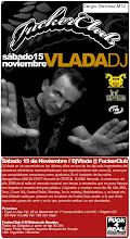 Vlada Dj en Fucker CLub con Regalo CD