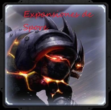 .:Expansiones de Spore:. Blog sobre los juegos de Spore, sus expansiones y sus mods.