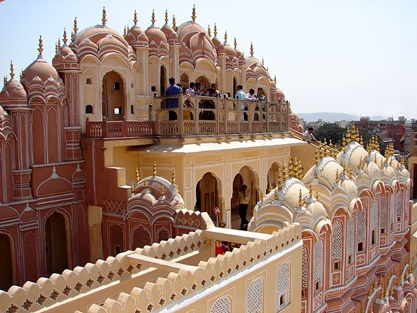Honeymoon destinations india rajasthan monuments famous for Home architecture jaipur