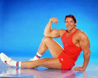 Conseils d'Arnold Schwarzenegger pour gagner les muscles