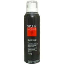 Vichy Homme Mousse à raser Anti irritations
