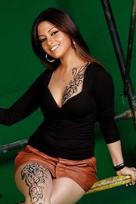عکسهای زیبای رایا سن بازیگر خوشگل هندی