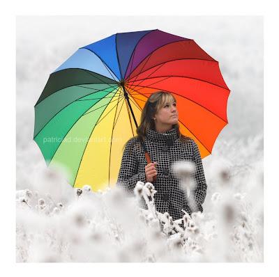 عکسهایی از چتر
