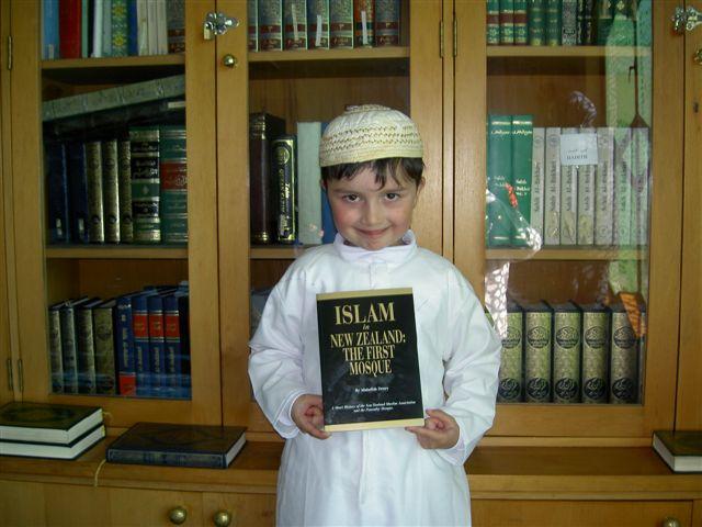 Vain muslimi voi olla syytön. Katso video
