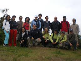 Grupo das Caminhadas 2008