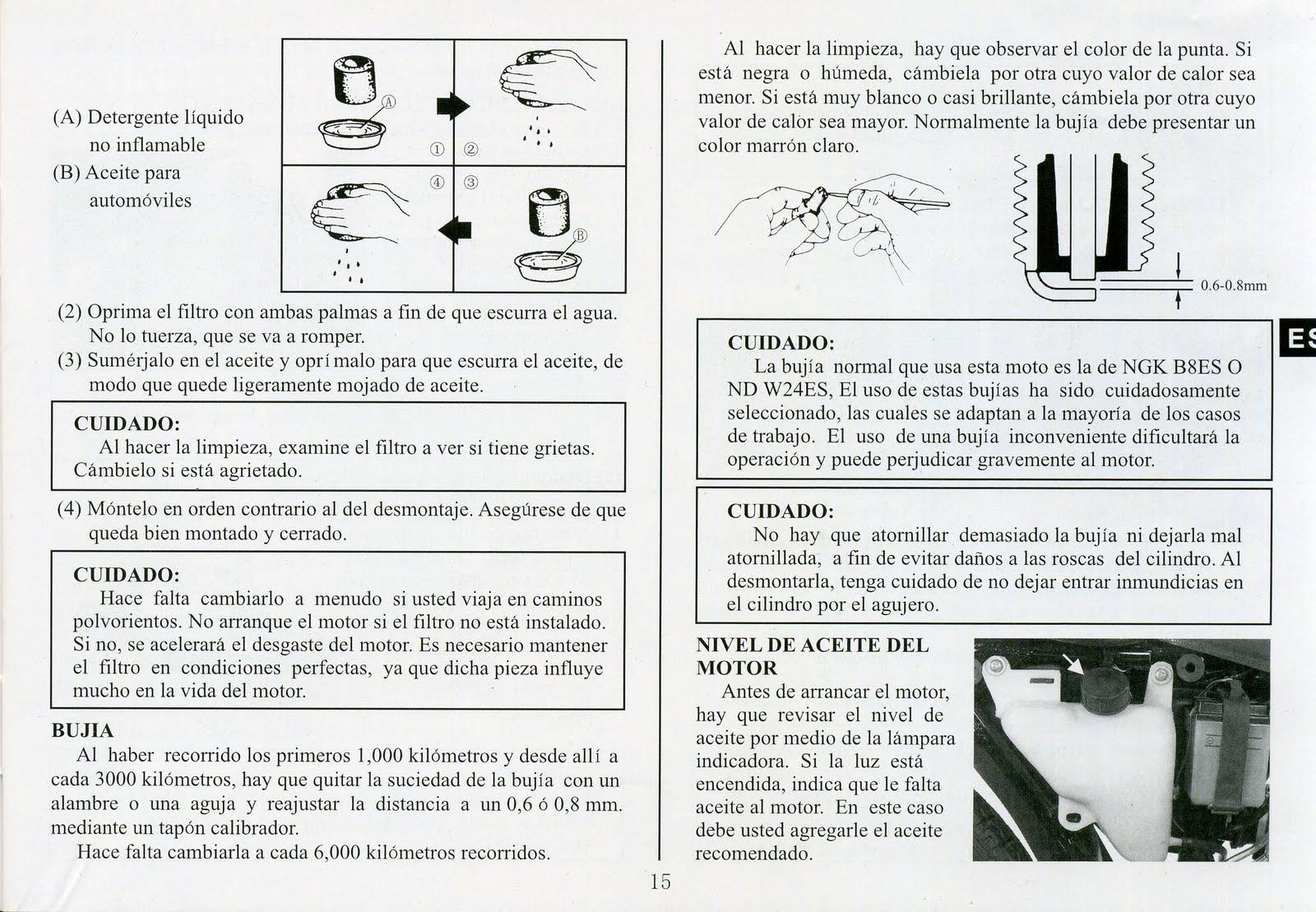 suzuki ax100 pasi n por 2t manual ax 100 rh suzukiax100 blogspot com suzuki ax 100 manual de usuario suzuki ax 100 manual de usuario