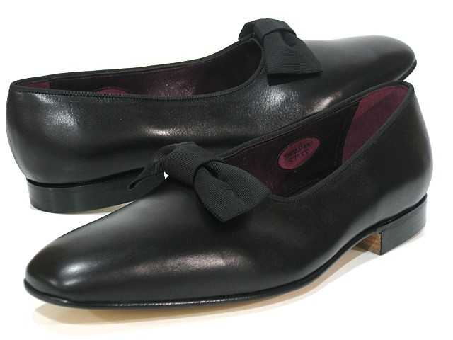 6f8c7566d673 Edward Green opera pumps rebranded as the Ralph Lauren Purple Label Orsett