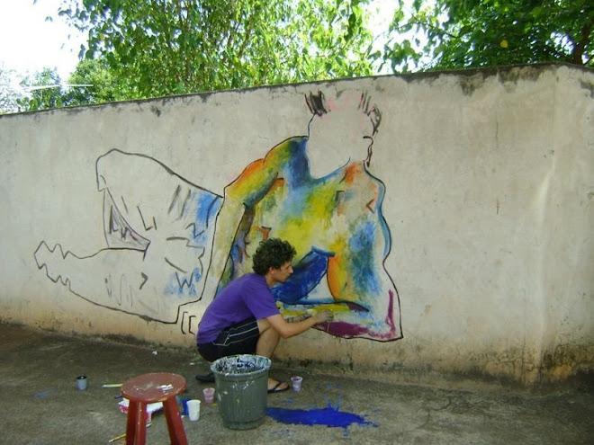 Pintura Mural - 2008