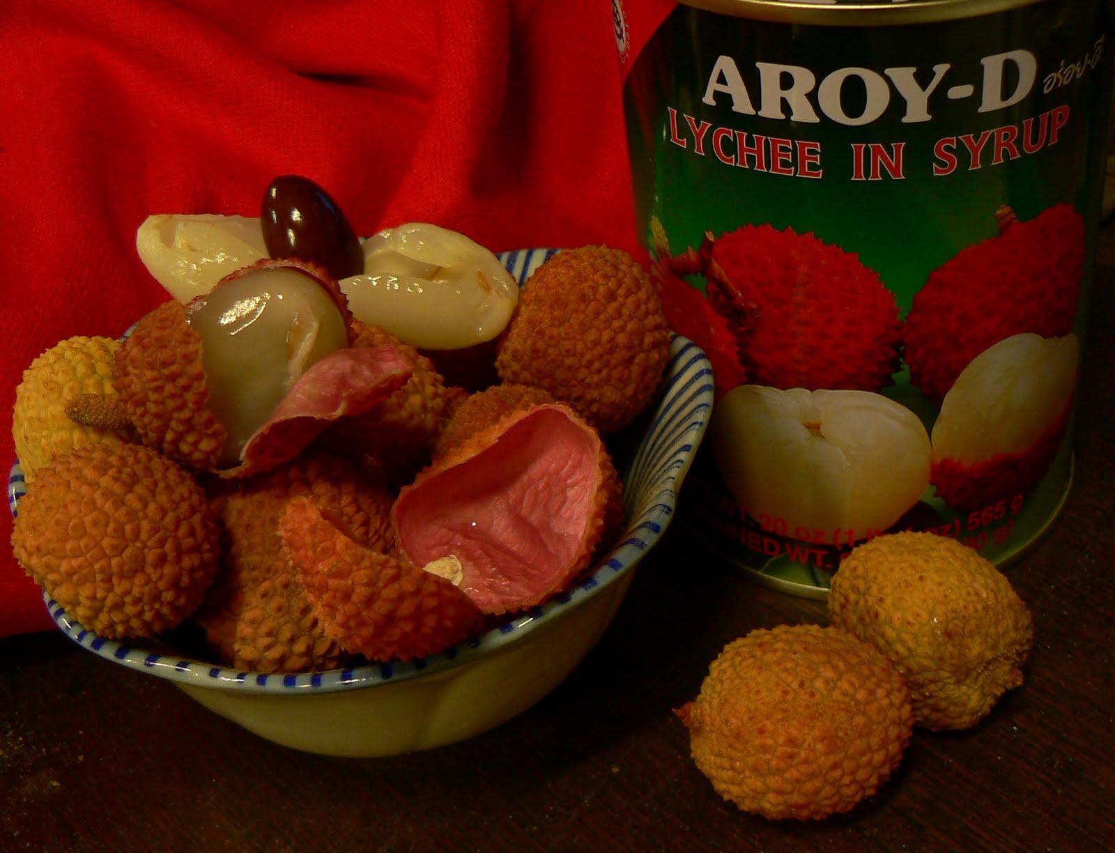lychee fruit medlar fruit