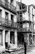 IMAGEN BOMBARDEO DE DURANGO 1936