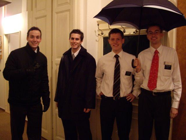 Liberec Missionaries