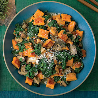 Sunset Mag's Sweet Potato Gnocchi