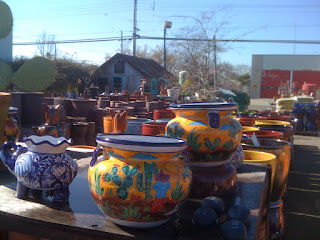 Talavera pottery
