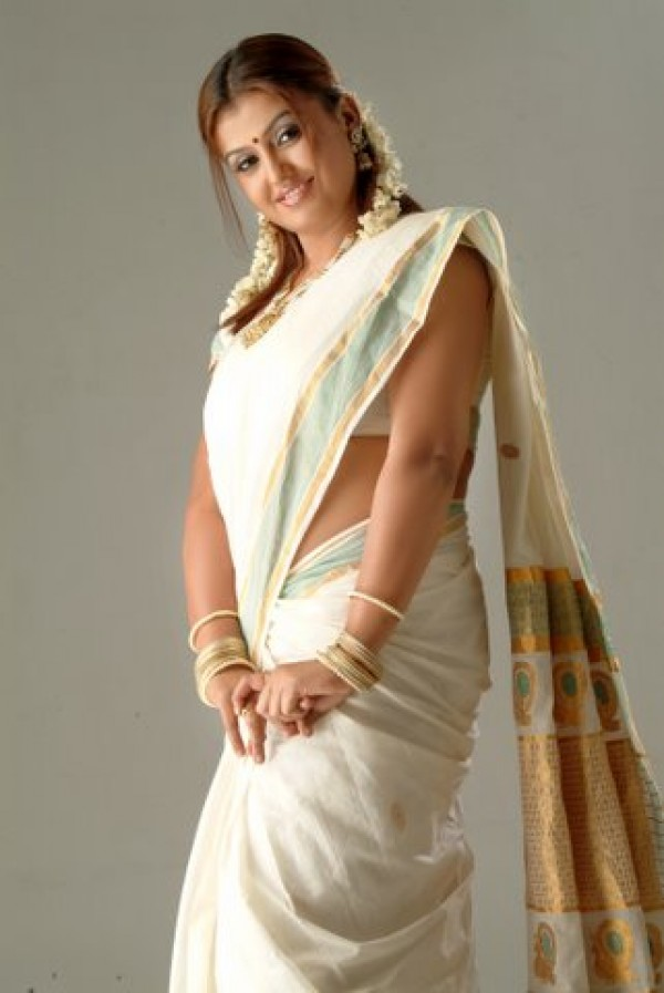 South Babe Sona Sexy Pics in Saree