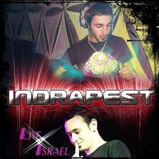 Indrapest - Set @ Israel 2009