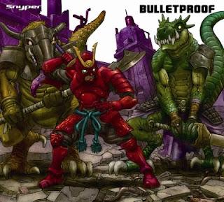 Snyper -  Bulletproof (2009)